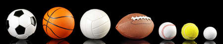 Various balls - Ball Sport Panorama