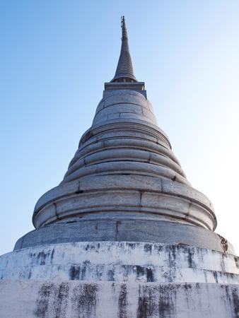 king palace: Phra That Jom Phet in Khao WangPhra Nakhon Khiri Historical Park, Holy City Hill, Old King Palace, Petchaburi, Thailand