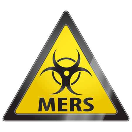 MERS Middle East respiratory syndrome virus warning sign