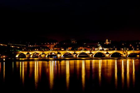 Charles ponte em Praga, Rep