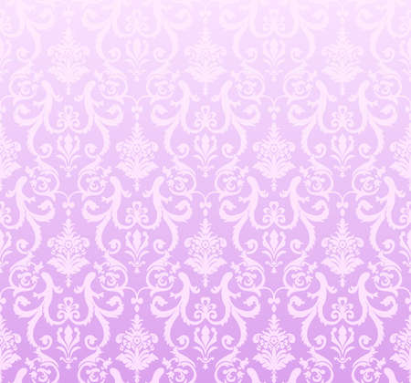 seamless background pink vector wallpaper Illustration