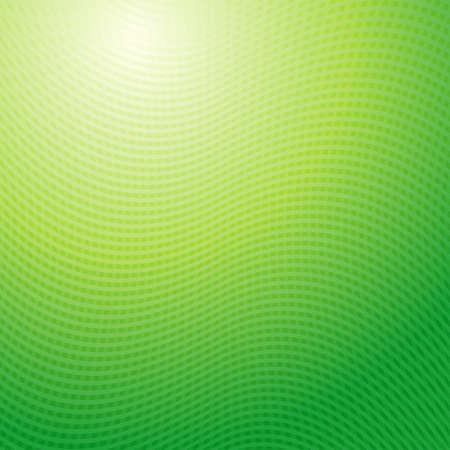 hintergrund gr�n gelb: Vector Design-Muster. Gr�n gelb Wellen abstrakte hellen Hintergrund Illustration