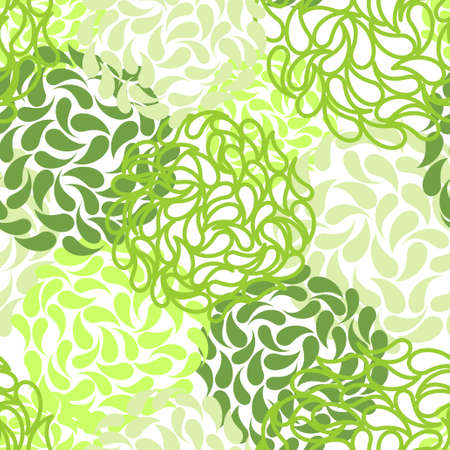 abstract wallpaper: Vector seamless floral background. color abstract wallpaper