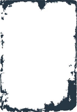paper background: oude grunge papier achtergrond. Stock Illustratie