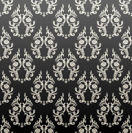 papier peint noir: seamless vintage background blanc d�cor de fond d'�cran noir