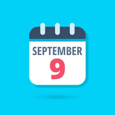 Icono del calendario - Calendario del vector del icono - Icono del calendario de la foto - Calendario Icono Gráfico -