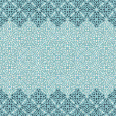 design vector: Vector islam pattern border. Seamless pattern arabic ornament. Vintage oriental elements design in Victorian style. Ornamental lace luxury background. Ornate floral decor wallpaper. Seamless texture