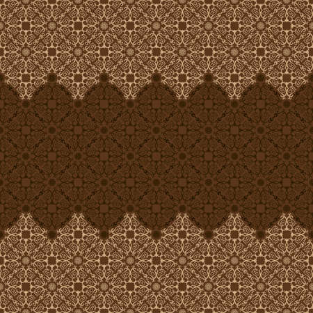 arabesque pattern: Vector islam pattern border. Seamless pattern arabic ornament. Vintage oriental elements design in Victorian style. Ornamental lace luxury background. Ornate floral decor wallpaper. Seamless texture