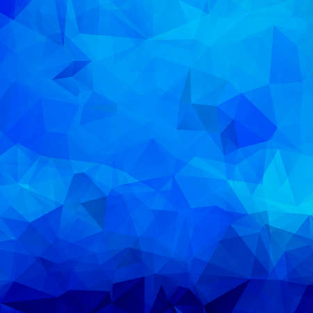 triangle pattern: Abstract Blue Business Background. Vector triangle pattern. Eps 10