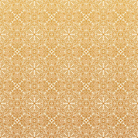 pattern: Seamless islam pattern. Vintage floral background Stock Photo