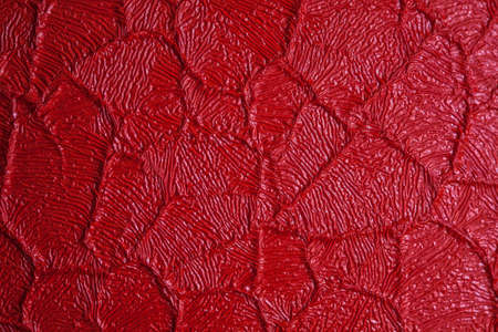 red clay: textured pattern on a red clay pot