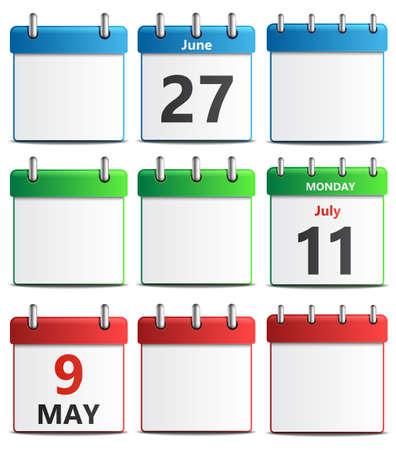 calender icon: calendar icon vector calendar icon picture calendar icon illustration