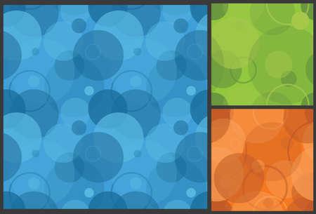 Abstract pattern cercles, motif de cercle, fond abstrait, motif coloré, motif abstrait, fond coloré, arrondit fond, arrondit motif, motif de tache Banque d'images - 54305194