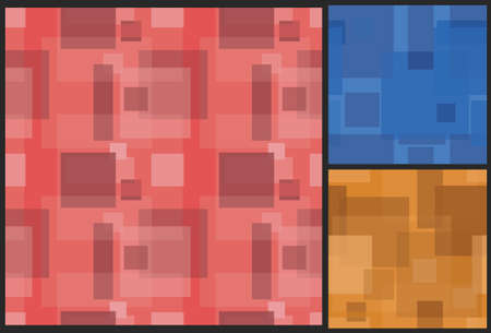 colored background: Abstract squares pattern, squares pattern, abstract background, colored pattern, abstract pattern, colored background, squares background, geometric pattern, spot pattern Illustration