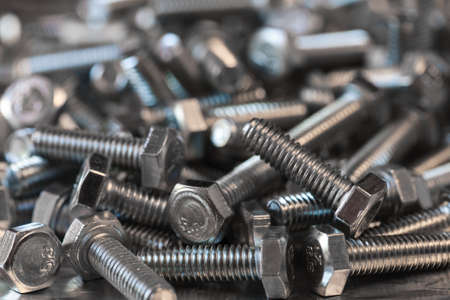 Image result for pile of metal bolts
