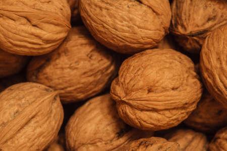 circassian: dry walnuts photo in the nutshell, circassian walnuts