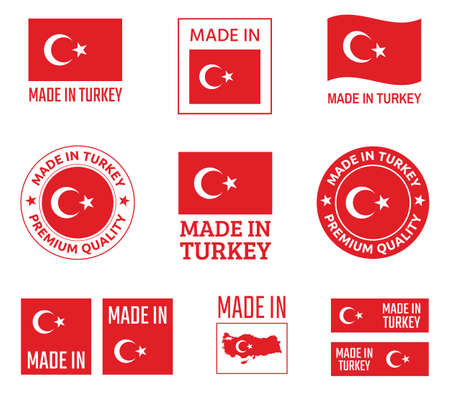 Made in Turkey, emblem