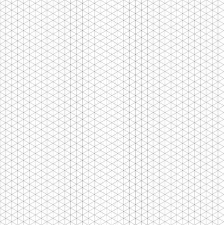 isometric grid seamless pattern, abstract geometric grid background Çizim