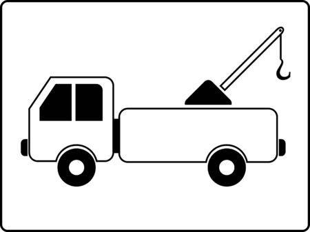 towing: towing, tow