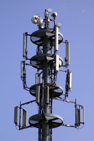transference: mast for mobile phone