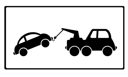 scrapyard: towing a car with vehicle breakdown