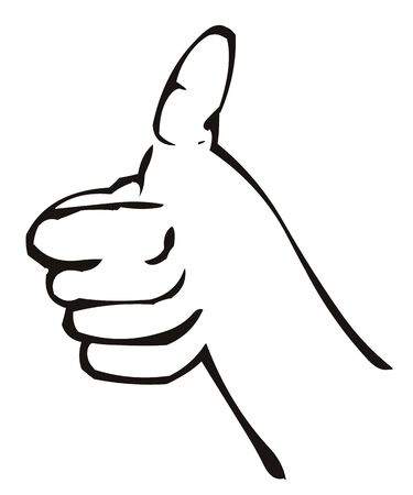 okay: thumbs up, everything is okay