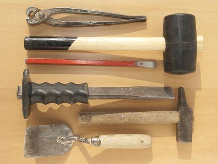 tools for craftsmen 版權商用圖片 - 60821586