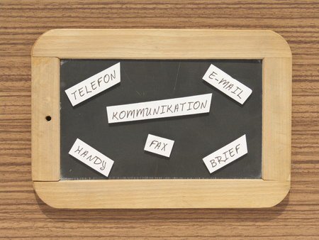 communication between many people 版權商用圖片