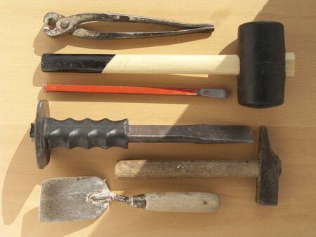 tools for craftsmen 版權商用圖片 - 60821590