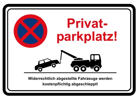 no parking private