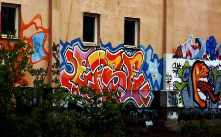 Oldschool Graffiti in Sweden