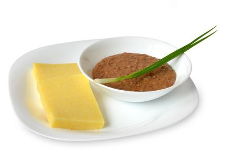 calibre: Calibre Kabardian bean sauce pate