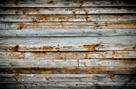 The old wooden background. Stock Photo