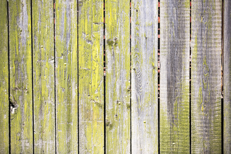 Old yellow wood Background Texture.