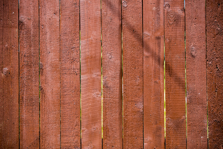 Old red wood Background Texture. 写真素材