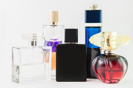 perfume bottle Standard-Bild