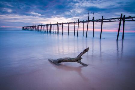 obstacle course: Wooden Bridge