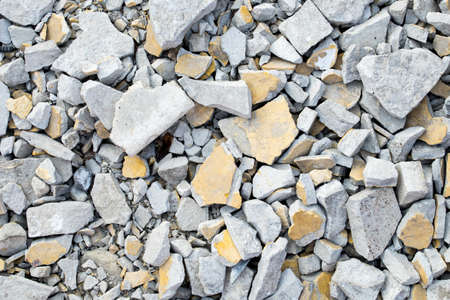 breaking up: Breaking Up Surface Of Road For Repair