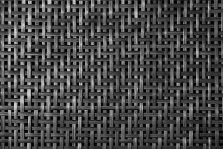 weaving: Weaving mat textures bw