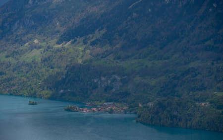 Brienz Village, Zwitserland