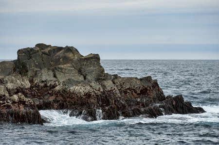 Landschaft auf den Färöern Standard-Bild - 21612325