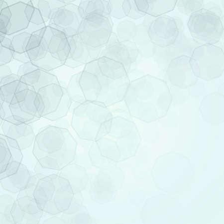 Sparkling cool blue seasonal holiday background  photo