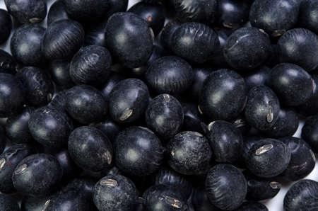 soja: black soybean
