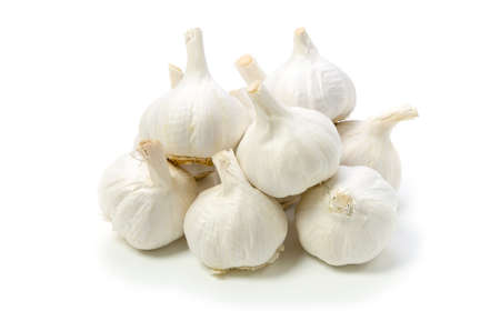 ail: garlic Stock Photo