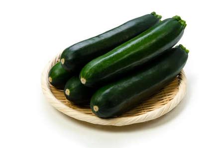 garden truck: zucchini