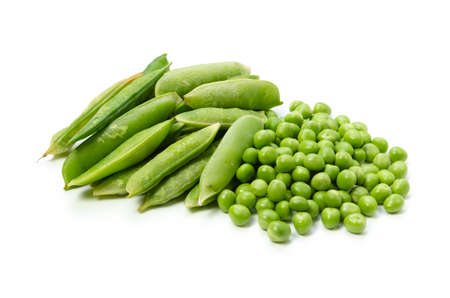 green pea Stock Photo