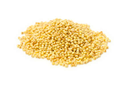 foxtail millet Stock Photo