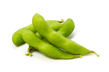 green soy bean Stock Photo - 13996064