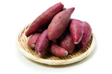 sweet potato: japanese sweet potato