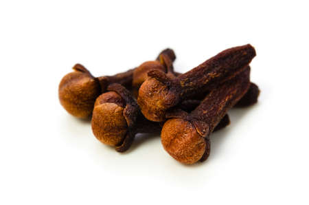 clove of clove: clove Stock Photo